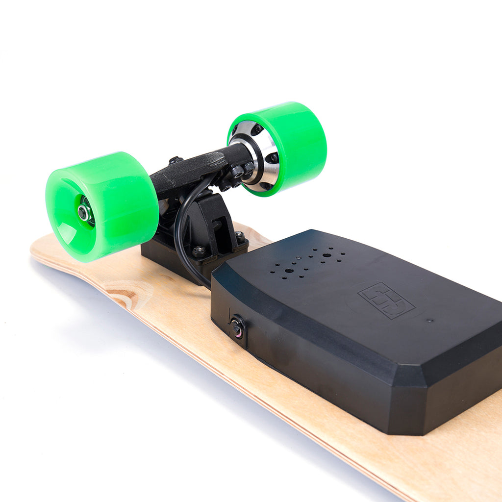 GS Electric Skateboard - Green