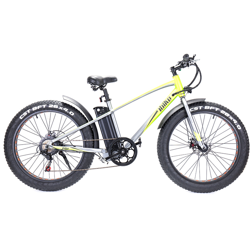 Off-Roader e-Bike - Black / Volt
