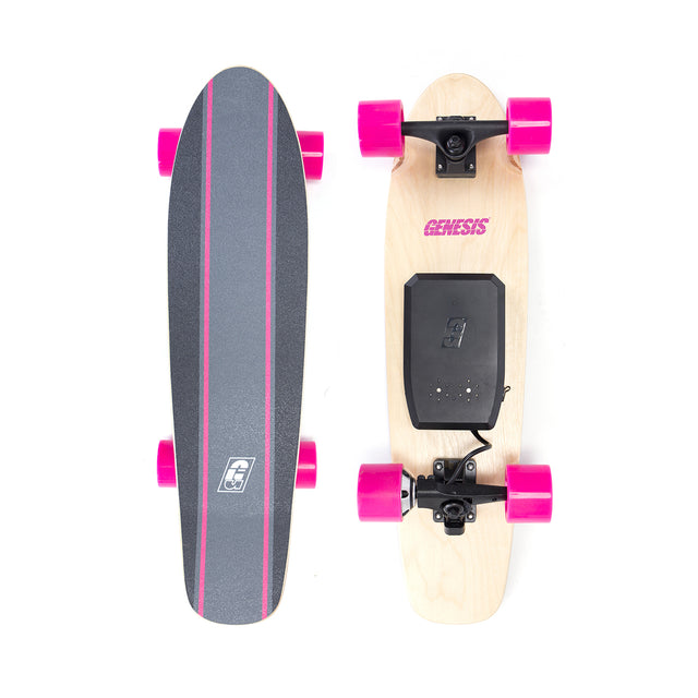 GS Electric Skateboard - Pink