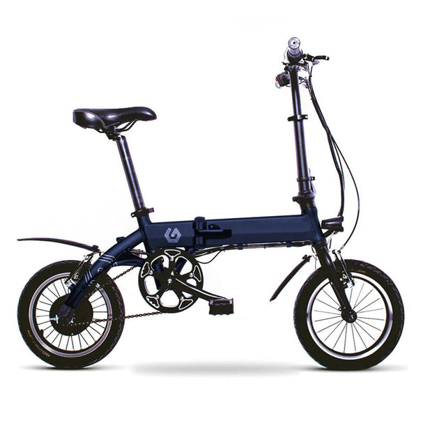 Commuter Electric Bicycle - Blue