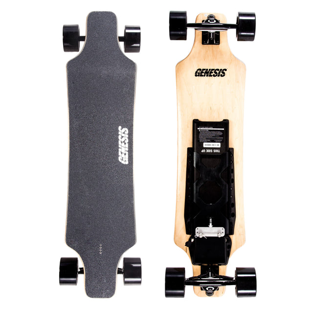 Hellfire Electric Skateboard - Black