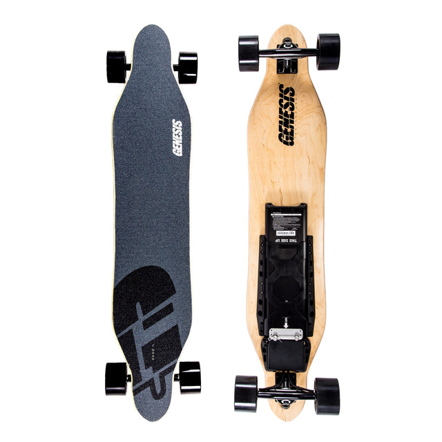 Tomahawk Electric Skateboard - Black