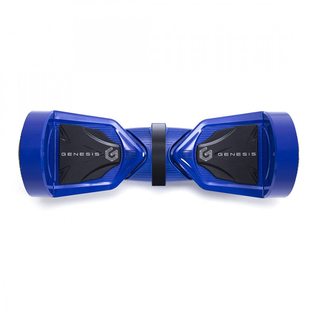 Gemini Hoverboard - Blue with Genesis Rover Combo Package