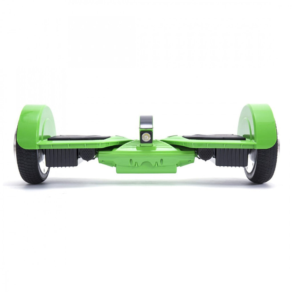 Gemini Hoverboard - Green with Genesis Rover Combo Package