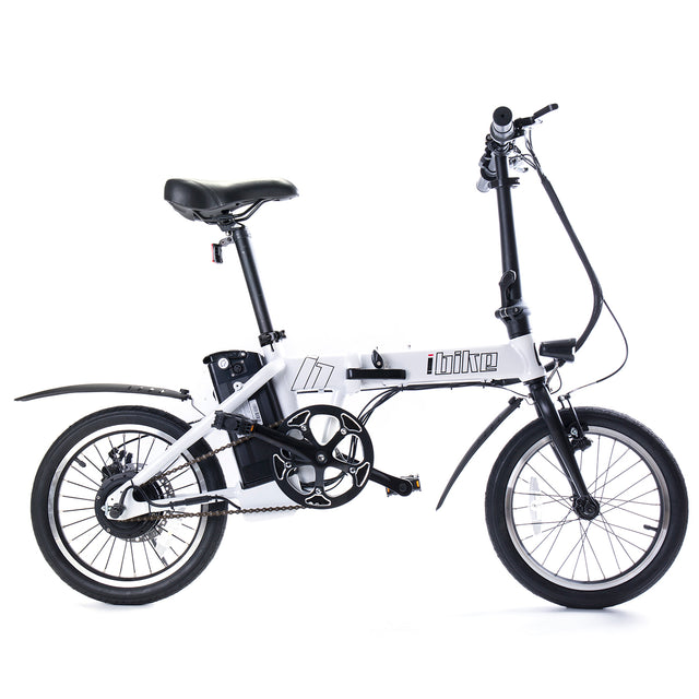 Metro XT Folding e-Bike - Arctic White - SOLD OUT