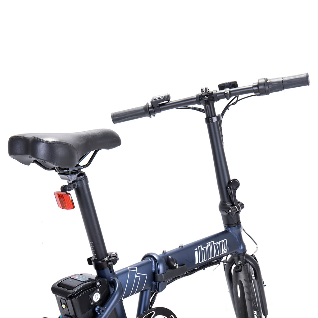 Metro XT Folding e-Bike - Midnight Blue - SOLD OUT