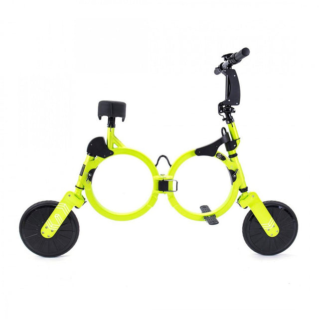 Transformer Electric Bicycle - Green - Clearance Sale