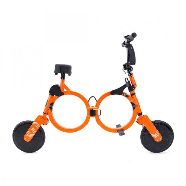 Transformer Electric Bicycle - Orange - Clearance Sale