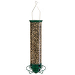 Droll Yankees, Inc YF Flipper 4-Port Hanging Bird Feeder