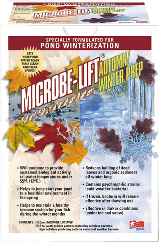MICROBE-LIFT/Autumn / Winter Prep (AWP)