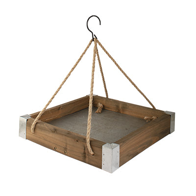 Rustic Farmhouse Platform Feeder