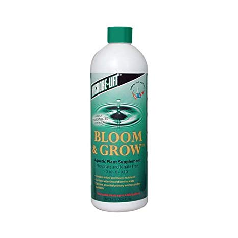 MICROBE-LIFT/Bloom & Grow 16oz
