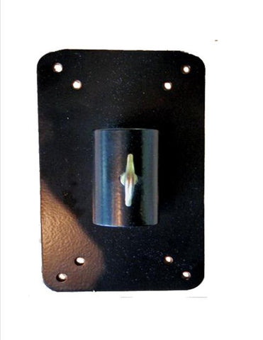 FPVFP - Vertical Bird Feeder or Bird House Mounting Plate