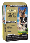 CANIDAE® ALL LIFE STAGES CHICKEN, TURKEY, LAMB & FISH MEALS