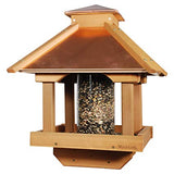 Coppertop Wood Gazebo Feeder