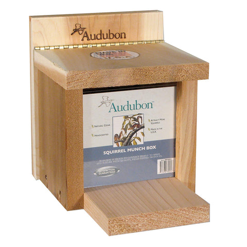 Audubon Squirrel Munch Box Feeder