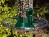 A-6 Seed Tray from Droll Yankees A-6 Seed Tray (A-6T) Accessory for bird feeders
