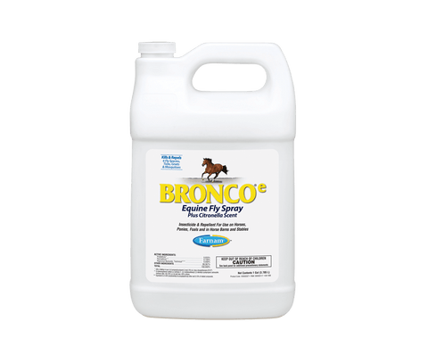 Bronco Equine Fly Spray - 3.78L
