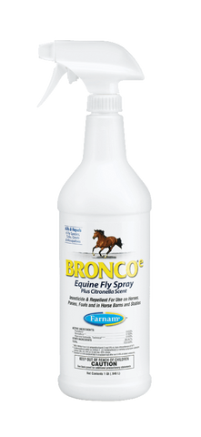 Bronco Equine Fly Spray - 946ml