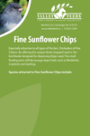 Hulled Sunflower Fine Chips