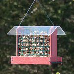 Going Green® Peanut/Suet feeder-Red