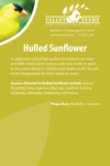 Hulled Sunflower