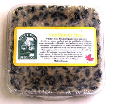 Mill Creek Sunflower Suet