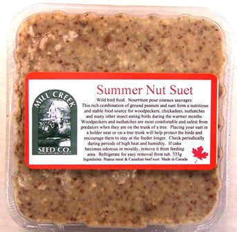 Summer Nut Premium Suet (no melt)