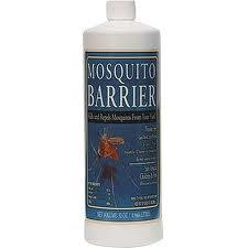 Mosquito Barrier Liquid Spray Repellent, 946mL