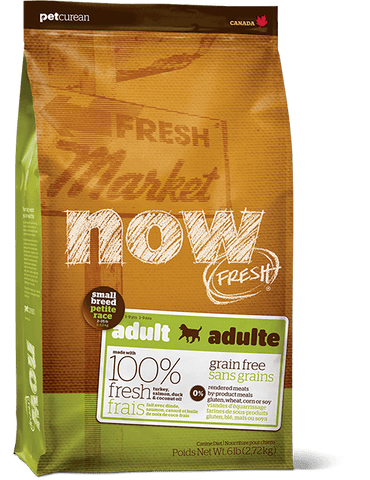 NOW FRESH Grain Free Small Breed Adult Recipe