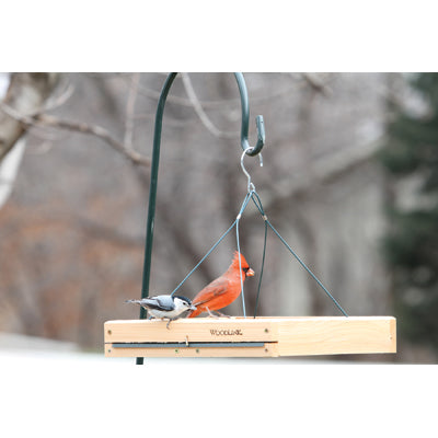 Hang, Pole Mount or Ground Platform Feeder