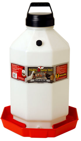 Poultry Waterer - 7 Gallon