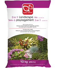 Quali Grow® 3 in 1 Landscape Mix 0.5-0.06-0.04    28.3L