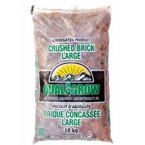 Crushed Brick - Medium 1/2""