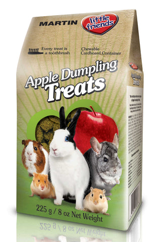 MARTIN Apple Dumpling Rabbit Treats 225g