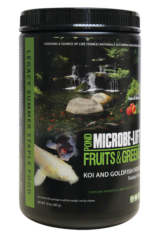 MICROBE-LIFT/LEGACY Fruits & Greens Floating Sticks