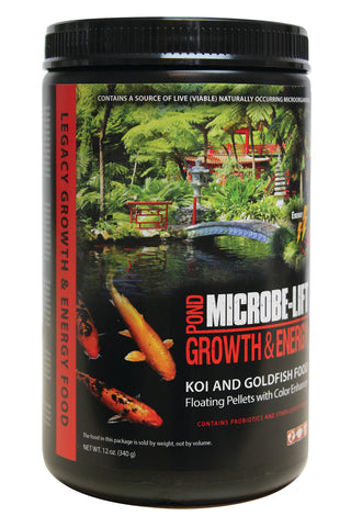 MICROBE-LIFT/LEGACY Growth & Energy Food