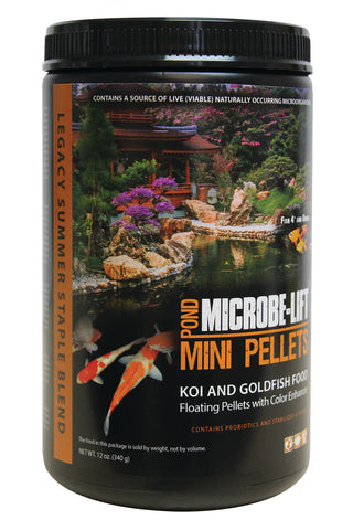 MICROBE-LIFT/LEGACY Mini Pellets