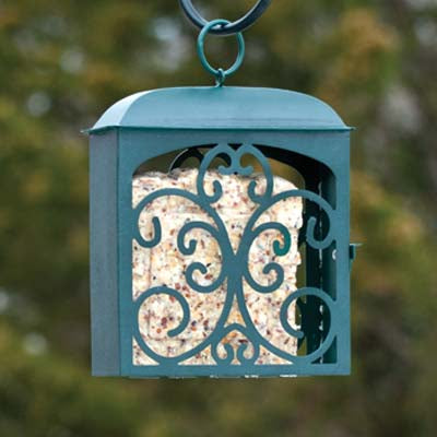 Premium Metal Suet Feeder