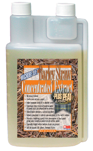 MICROBE-LIFT/Concentrated Barley Straw Extract Plus Peat