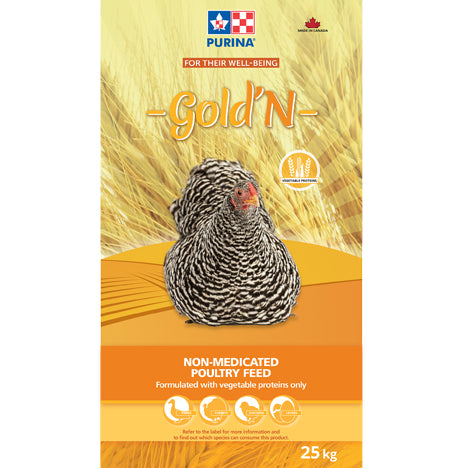 Golden Harvest Duck/ Poultry Feed Non-medicated