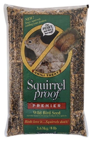 Squirrel Proof Seed 3.6kg