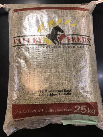 Rabbit Pellets 16% enriched with Omega 3  25kg