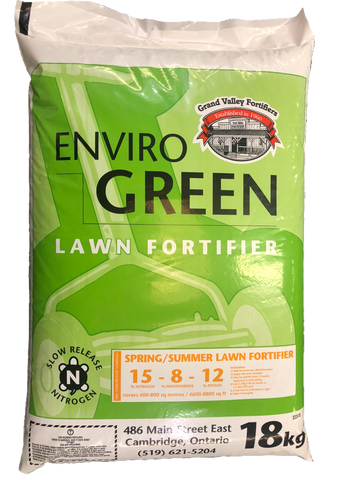 Enviro Green Summer Fertilizer