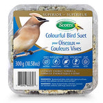 Scotts® Colourful Bird Suet Wild Bird Food 300g