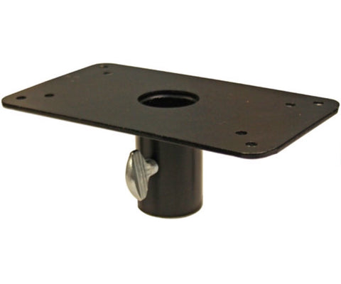 "FPTNH - Bird Feeder Mounting Plate with 1"" Center Hole"
