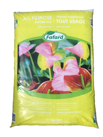 All Purpose Potting Soil 30L