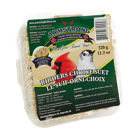 Birder's Choice Suet 320g