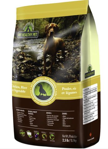 Holistic Blend ALL LIFE STAGES Chicken, Rice & Vegetable