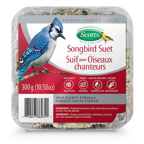 Scotts® Songbird Suet Wild Bird Food 300g